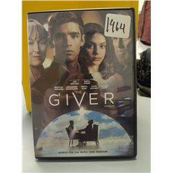 Used The Giver