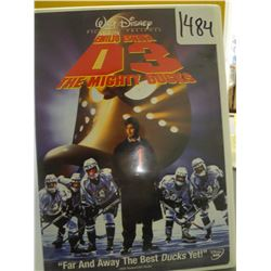 Used Mighty Ducks 3