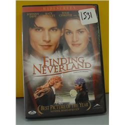 Used Finding Neverland