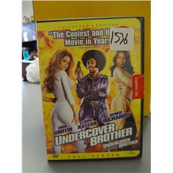 Used Undercover Brother