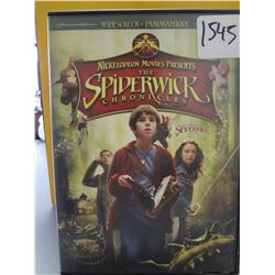 Used The Spiderwick Chronicles
