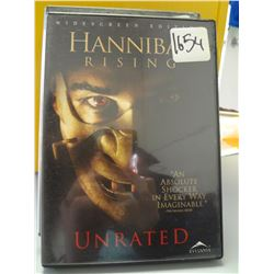 Used Hannibal Rising Unrated