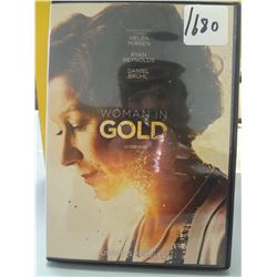 Used Woman In Gold