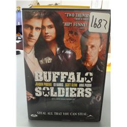 Used Buffalo Soldiers