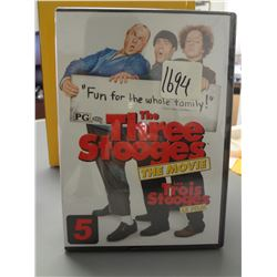 (NEW) The Three Stooges: The Movie