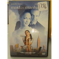 Used Maid in Manhattan