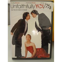 Used Unfaithfully Yours