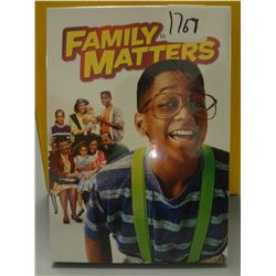 (NEW) Family Matters Season 1