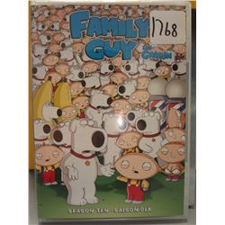Used Family Guy Season 10