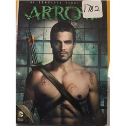 Used Arrow Season 1