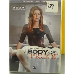 Used Body of Proof Season 1