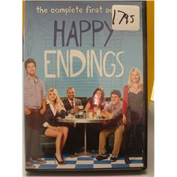 Used Happy Endings Season 1