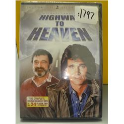 (NEW) Highway to Heaven Season 2