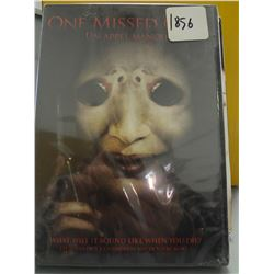 (NEW) One Missed Call
