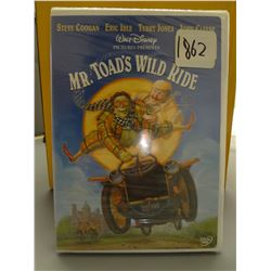 (NEW) Mr Toad's Wild Ride