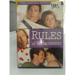 (NEW) Rules of Engagement Season 2