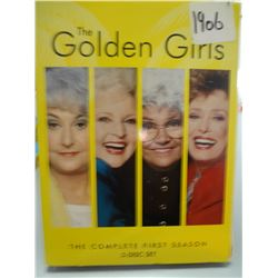 Used The Golden Girls Season 1