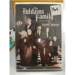Used The Addams Family 3rd Volume