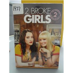 (NEW) 2 Broke Girls Season 2