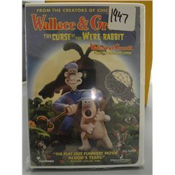 (NEW) Wallace & Gromit The Curse of the Were-Rabbit