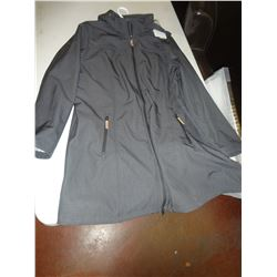 Ladies Grey Spring Jacket Size 1X