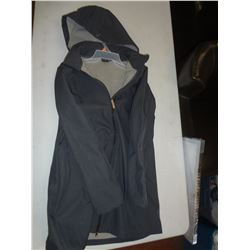 Ladies Grey Spring Jacket Size XL