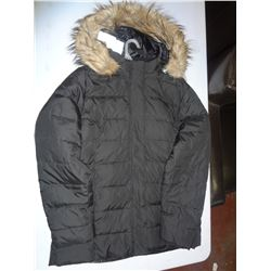 Ladies Black Winter Coat Size XL