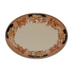 20thc Thomas Hughes English Staffordshire Platter