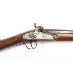 19th C Belgian Percussion Musket