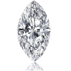 3.68cts Marquise Bianco Diamond 6AAAAAA - Loose Gemstones