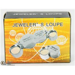 NEW JEWELER'S LOUPE