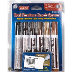 NEW TOTAL FURNITURE REPAIR SYSTEM