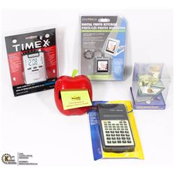 NEW ITEMS TIMEX TRAVEL ALARM