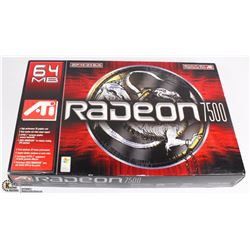 NEW AT1 RADEON 7500 DIRECT X