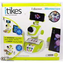 NEW ITIKES (LIL TIKES)  MICROSCOPE TOY, CAN BE