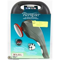 NEW REFRESH ALL-BODY MASSAGER W/HEAT