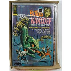 20 VINTAGE HORROR COLLECTORS COMICS.