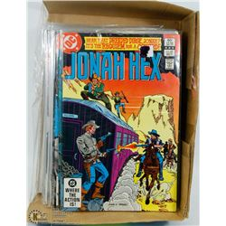 30 DC JONAH HEX COMIC COLLECTION.