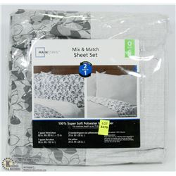 MAINSTAYS MIX AND MATCH SHEET SET SIZE QUEEN