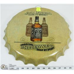 NEW JACK DANIELS WHISKEY TIN WALL HANGING