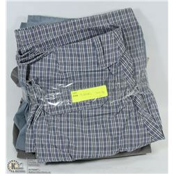 LOT OF 5 PAIRS OF SIZE 34 MENS SHORTS