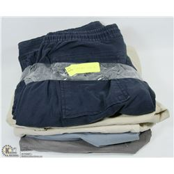 LOT OF 5 PAIRS OF SIZE 36 MENS SHORTS