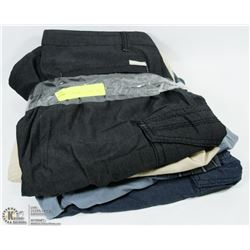 LOT OF 5 PAIRS OF SIZE 30 MENS SHORTS