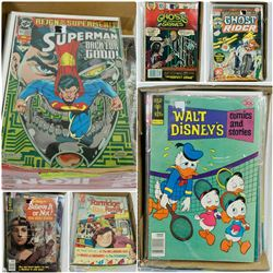 FEATURED ITEMS: COMIC BOOK COLLECTIONS!