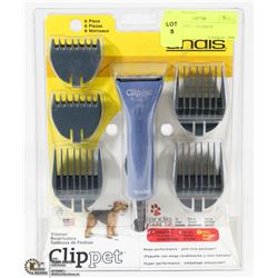 ANDIS CLIPPET TRIMMER
