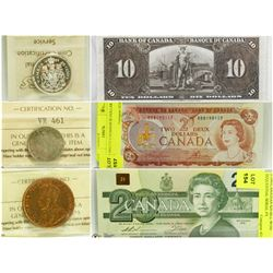 FEATURE #2 COLLECTABLE COINS AND BANKNOTES