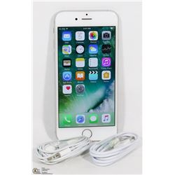 APPLE IPHONE 6 SILVER FOR BELL MOBILITY