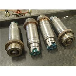 """Spindle Units, Overall: 11"""" x 4.5"""" x 4.5"""""""
