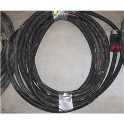 HEAVY GAUGE WIRE WITH 220 CONNECTIONS