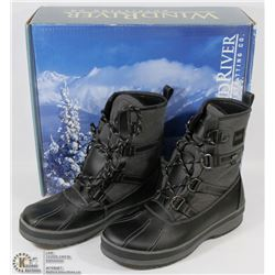 PAIR OF WINDRIVER BOOTS SIZE 11 - UP TO -15